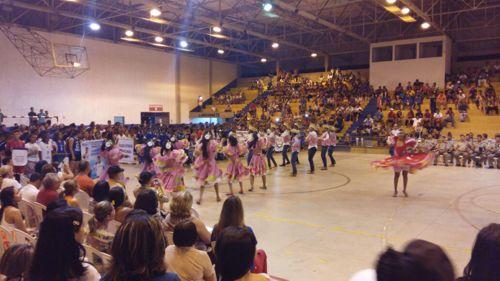 Melhor quadrilha de escola pública do Tocantins se apresenta hoje
