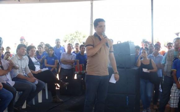 Deputado Jorge Frederico participa de inauguração do Monumento Nacional das Árvores Fossilizadas do Tocantins