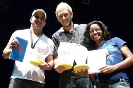 Grupo Artpalco leva quatro prêmios do Festival de Esquetes do Sesc Tocantins