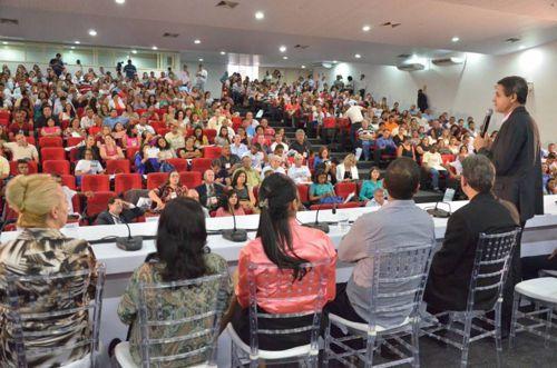 Conferência Estadual de Saúde reúne representantes de todo o Estado para discutir a saúde pública no Tocantins