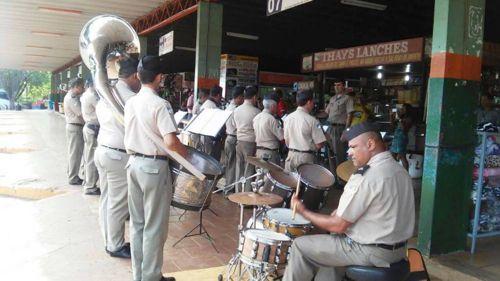 """2º Batalhão da PM inicia Projeto """"Despertar Cultural"""" em Araguaína"""