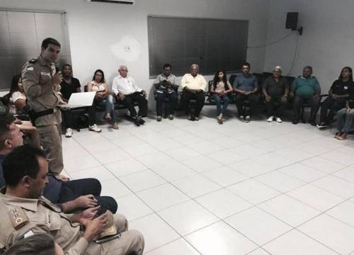Polícia Militar participa de debate sobre segurança em Araguaína