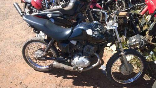 Menor é detido pela PM com veículo adulterado em Araguaína
