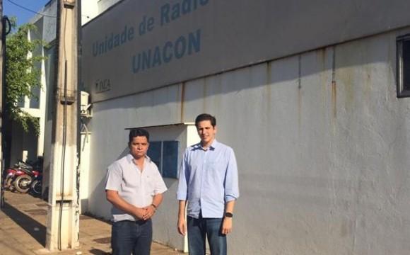 Deputados Jorge Frederico e Olyntho Neto pedem instalaçao de Hospital do Câncer em Araguaína