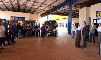 Governo do Estado entrega novos veículos para Detran Tocantins