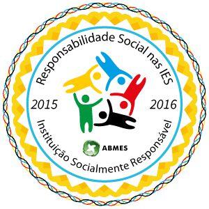 """FACDO recebe """"Selo Instituição Socialmente Responsável"""""""