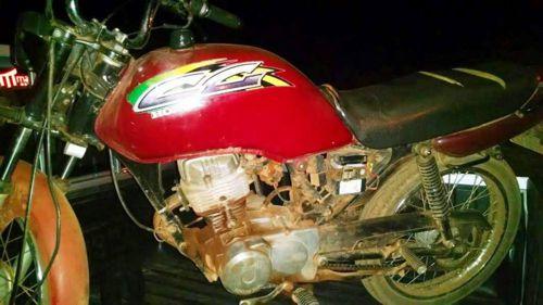 Dois menores infratores são apreendidos e motocicleta recuperada em Araguaína