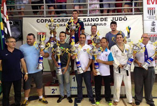Judocas Guerra/Sesi-TO conquistam 5 ouros em Ribeirão Preto