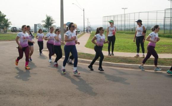 2ª Corrida das Estrelas levou atletas  de Araguaína para as ruas do Jardins Siena