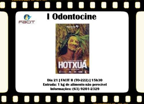 1º Odontocine da FACIT traz temática indígena