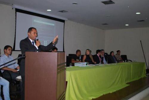 Sinpol-TO participa de audiência pública sobre a convocação dos aprovados no concurso da PC