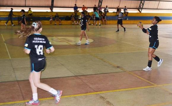Copa Tocantins deHandebol abre programação do aniversário de Araguaína