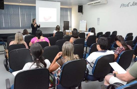 Hanseníase e tuberculose são temas de capacitação promovida pela Prefeitura
