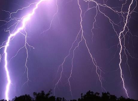 Energisa alerta sobre os riscos  e perigos durante as tempestades