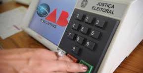 Eleições da OAB utilizarão urnas eletrônicas cedidas pelo TRE-TO