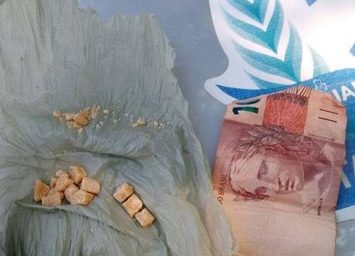 PM detém homem por tráfico em Araguaína