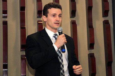 Roberson Pozzobon, membro da força tarefa da Operação Lava Jato, estará em Palmas