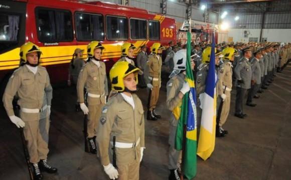 Corpo de Bombeiros Militar do Tocantins comemora 23 anos com promoção de 235 oficiais e praças