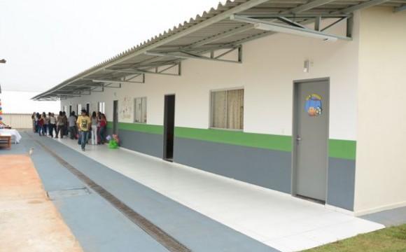Prefeitura amplia creche do Costa Esmeralda e aumenta mais 230 vagas
