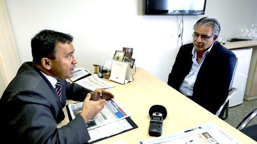 Secretário atende Elenil e manterá equipe do GOTE em Araguaína no período de férias