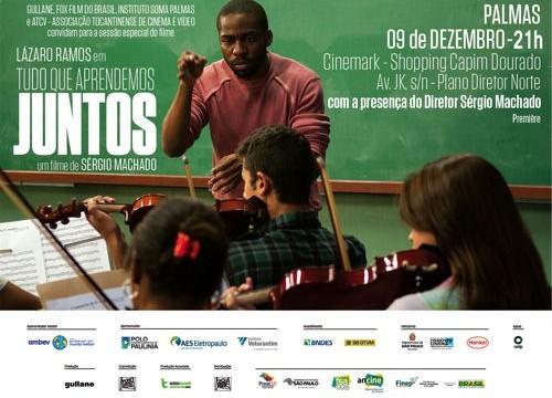 Filme brasileiro será lançado em Palmas e abre programação de Ciclo de Debates sobre Audiovisual no Estado