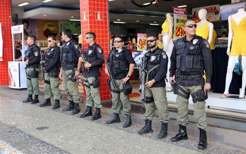 Elenil destaca reforço do GOTE no combate à criminalidade em Araguaína