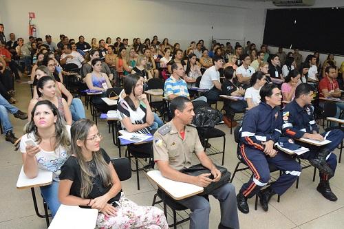 Profissionais da saúde participam da 4ª Jornada de Preparação de Socorristas