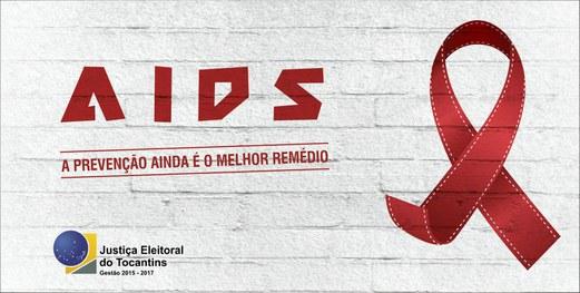 TRE-TO adere Campanha do Dia Mundial de Luta Contra a Aids