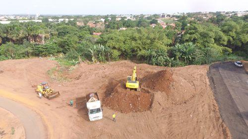 Prefeitura retira lixo e recupera fauna e flora no Parque Cimba