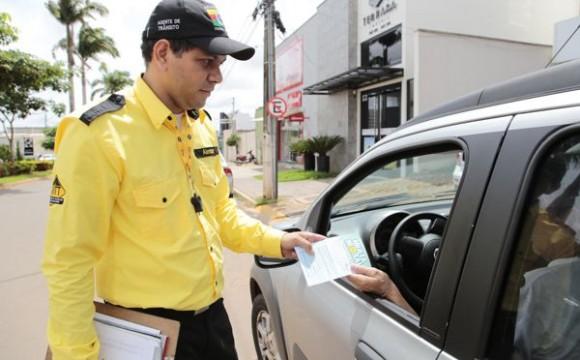 Campanha para respeitar vagas especiais no trânsito começa nesta quarta em Araguaína