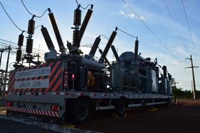 Energisa investe R$ 8,2 milhões em mobilidade no fornecimento