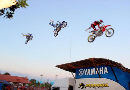Araguaína recebe festivalfreestylede motocross neste sábado, 23