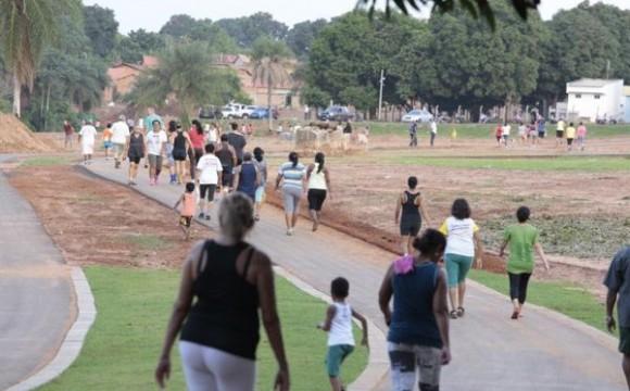 Parque Cimba conquista moradores de Araguaína antes mesmo de estar pronto