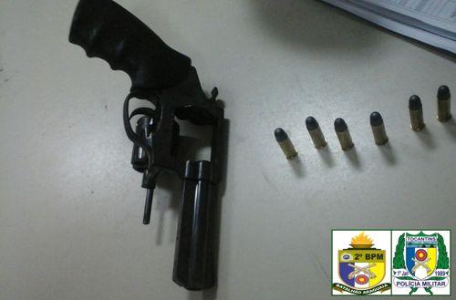 PM prende três suspeitos após práticas de roubo em Araguaína
