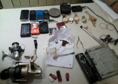 PM prende suspeitos de roubo e recupera objetos em Araguaína
