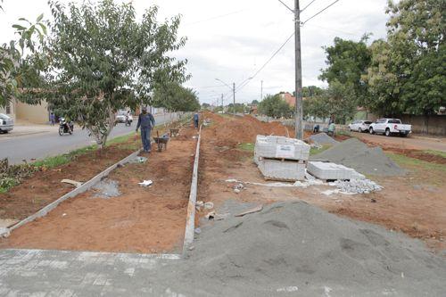 Moradores do Araguaína Sul terão espaço para lazer