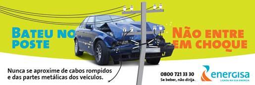 Energisa orienta população sobre segurança com energia elétrica