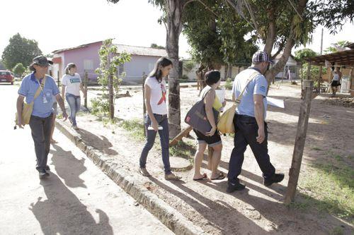 Força-tarefa em combate aoAedes aegypti acontece em Araguaína