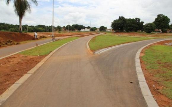 Parque Cimba terá 85 mil metros quadrados de área urbanizada