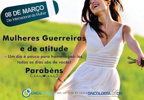 Oncoclínica Tocantins comemora dia Internacional da Mulher com tarde de beleza