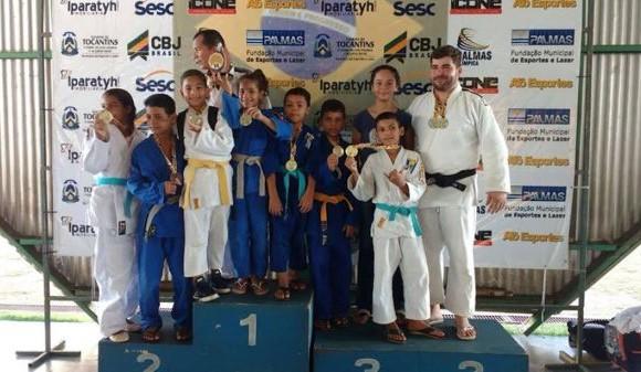 Academia de Artes marciais do 2º BPM participa de campeonato estadual de judô