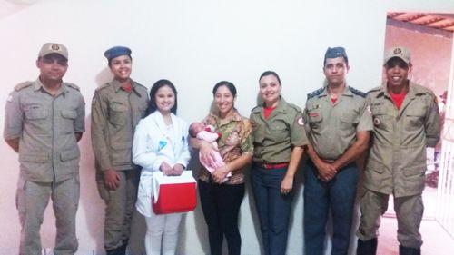 Corpo de Bombeiros de Araguaína inicia coleta de leite humano