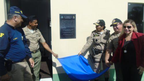 PM inaugura novas instalações da Capelania Militar em Araguaína