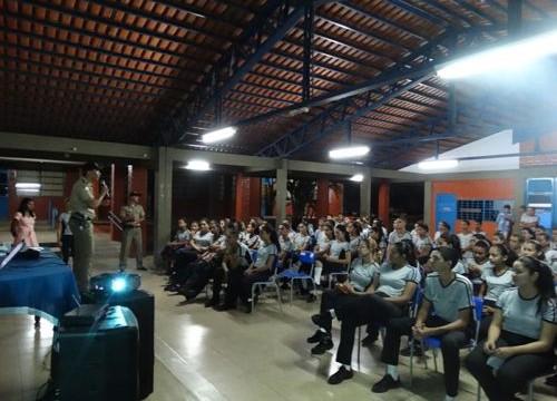 Colégio da PM em Araguaína e instituição de ensino firmam parceria que beneficiará 170 alunos do ensino médio