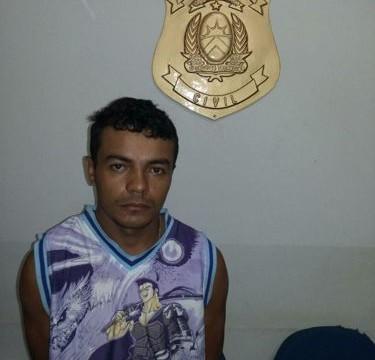 Polícia Civil prende suspeito de estupro de filha de seis anos, em Araguaína