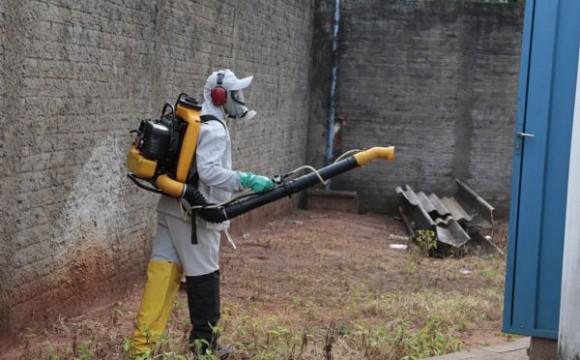 Prefeitura de Araguaína irá vistoriar imóveis fechados para combate ao Aedes