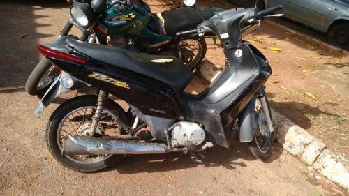PM recupera quatro motocicletas com registro de furto/roubo na cidade de Araguaína