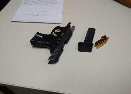 PM apreende três armas de fogo em Araguaína e Gurupi