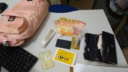 Dois são presos pela PM por roubo em Araguaína