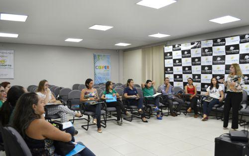"""Unimed Palmas realiza curso """"Como dar e receber feedback"""""""